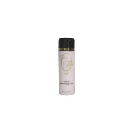 Peach Spa Scrub - Exfoliating Formula 8 oz
