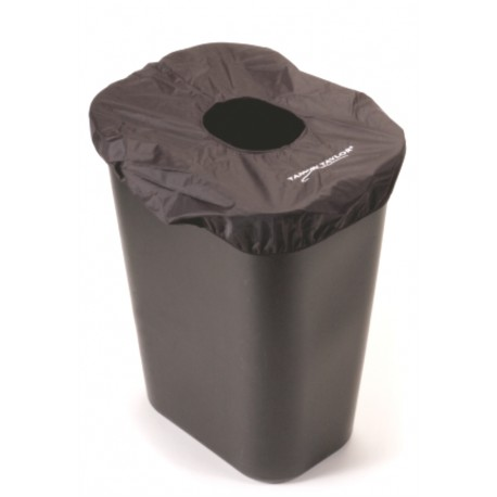 Odor Control Trash Can Covers
