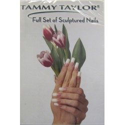 Full Set of Sculptured Nails DVD