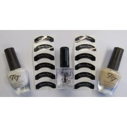 The French Manicure Kit