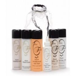 Peach Manicure / Pedicure Kit