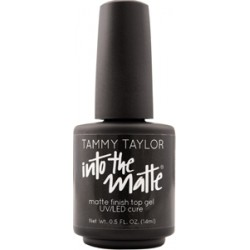 Into the Matte Finish Gel ½ oz