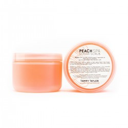Peach Spa Sugar Scrub 8 oz