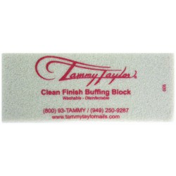 Clean Finish Buffing Block